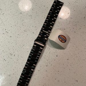 Fossil watch band